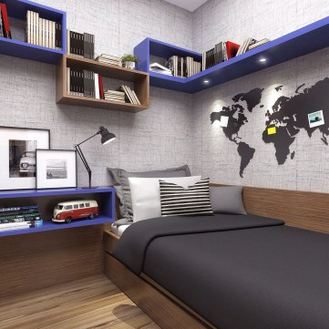 Creative Children's Rooms Design Ideas And Unique (22)