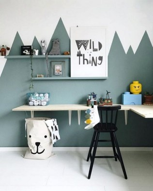 Creative Children's Rooms Design Ideas And Unique (23)