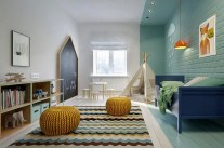 Creative Children's Rooms Design Ideas And Unique (33)