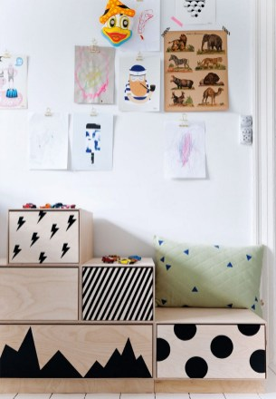 Creative Children's Rooms Design Ideas And Unique (37)