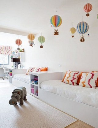Creative Children's Rooms Design Ideas And Unique (45)