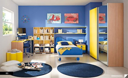 Creative Children's Rooms Design Ideas And Unique (90)
