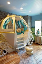 Dream Kids Bedroom The Tale Land By These Adorable Princess Beds