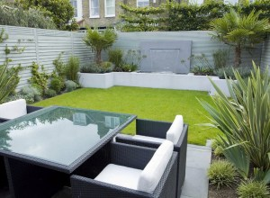 Modern Garden Backyard Ideas