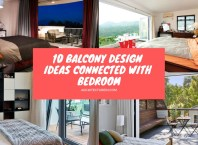 10 Balcony Design Ideas Connected With Bedroom Featured