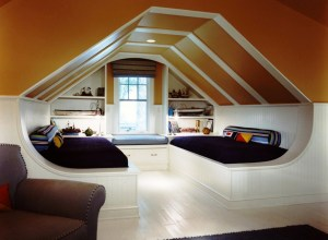 Awesome Ideas To Turning Attic Into A Nice Room