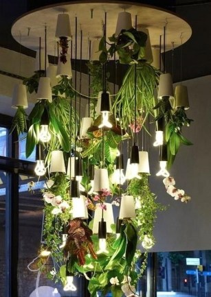 Beautiful And Charming Indoor Garden Designs Ideas (53)