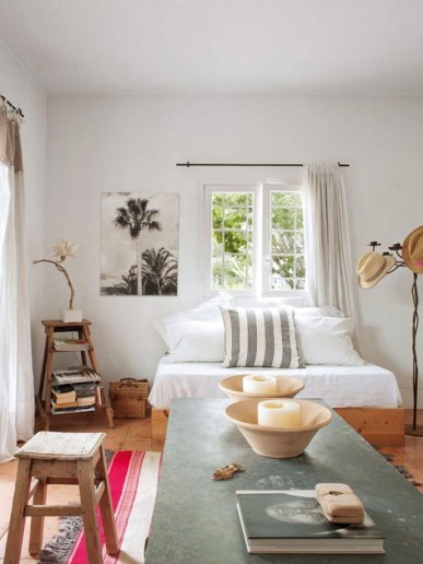 Chic Natural Style Summer Home