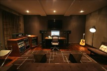 Cozy And Classy Style Private Music Studio At Home