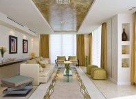 Elongate Living Room Design