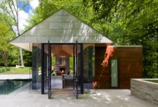 Glass Windows And Glass Doors For Awsome Design Ideas Of Garden House