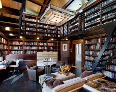 Home Library Design Ideas (1)