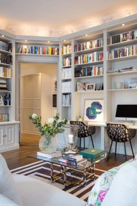 Home Library Design Ideas (15)