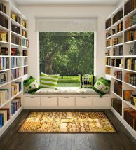 Home Library Design Ideas (18)