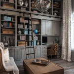Home Library Design Ideas (19)