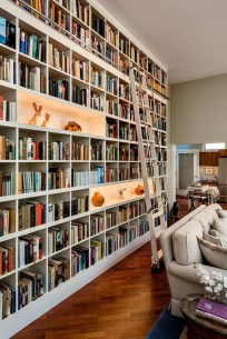 Home Library Design Ideas (21)