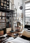 Home Library Design Ideas (23)