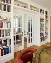 Home Library Design Ideas (36)