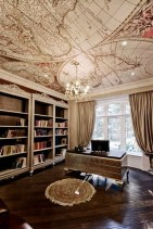 Home Library Design Ideas (6)