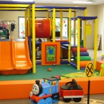 Indoor Playground Toddler Area