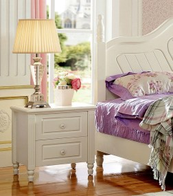 Korean Style Wooden Bedroom Furniture