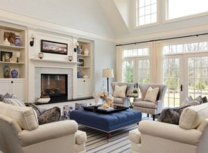 Luxury And Elegant Family Room Decorating Ideas