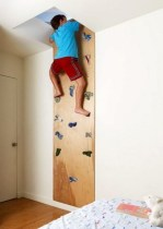 Mini Wall Climbing for Creative Ideas for Playground at Home