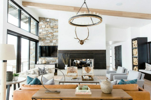 Natural Style In A Modern Setting