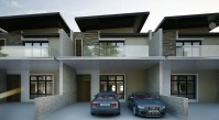 Project Residential Terrace House Minimalist