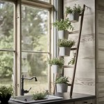 Sweet Shaped Garden For Beautiful And Charming Indoor Garden Designs