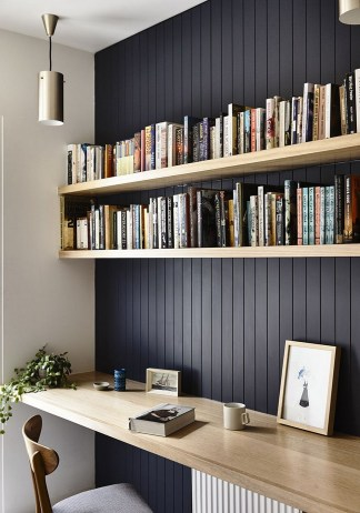 Unique And Comfortable Home Office Design Ideas (132)