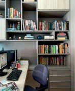 Unique And Comfortable Home Office Design Ideas (178)