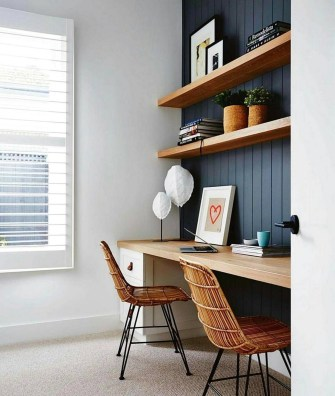 Unique And Comfortable Home Office Design Ideas (3)