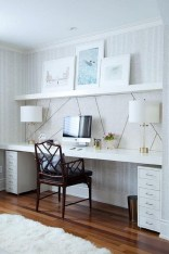 Unique And Comfortable Home Office Design Ideas (48)