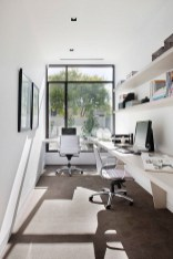 Unique And Comfortable Home Office Design Ideas (49)