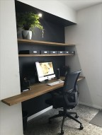 Unique And Comfortable Home Office Design Ideas (67)