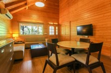 Vacation Home Wooden House