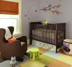 Animal Accent for Creative Ideas for a Beautiful and Unique Baby Room Design