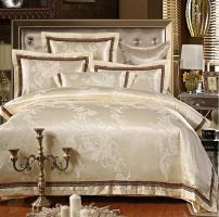 Bed Linen for Romantic Bedroom Decorating Ideas