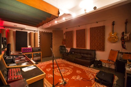 Create Your Own Music Studio At Home