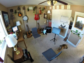 How Do You Make A Music Studio At Home