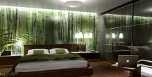 Lighting for Bedroom of Natural Style Home
