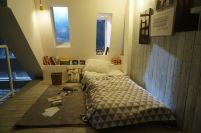Low Cots for Korean Style Bedroom
