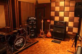 Silencer for Private Music Studio at Home