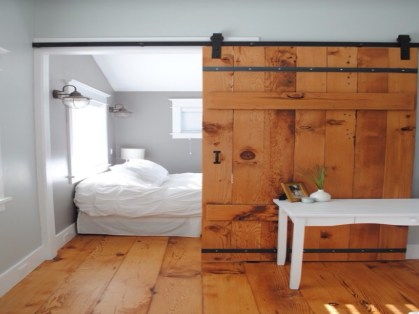 Sliding Door for How to Create a Korean Style Bedroom