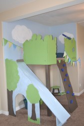 Small Playground for Creative Ideas for Playground at Home