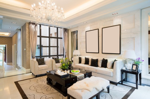Adjust To The Size Lighting Tips For The Living Room