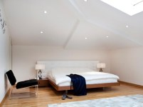 Attic Flooring Minimalist Bedroom Tips