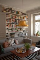 Bookshelf In Living Room Ideas