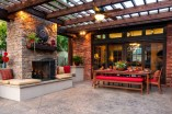 Decorations Covered Back Patio Ideas